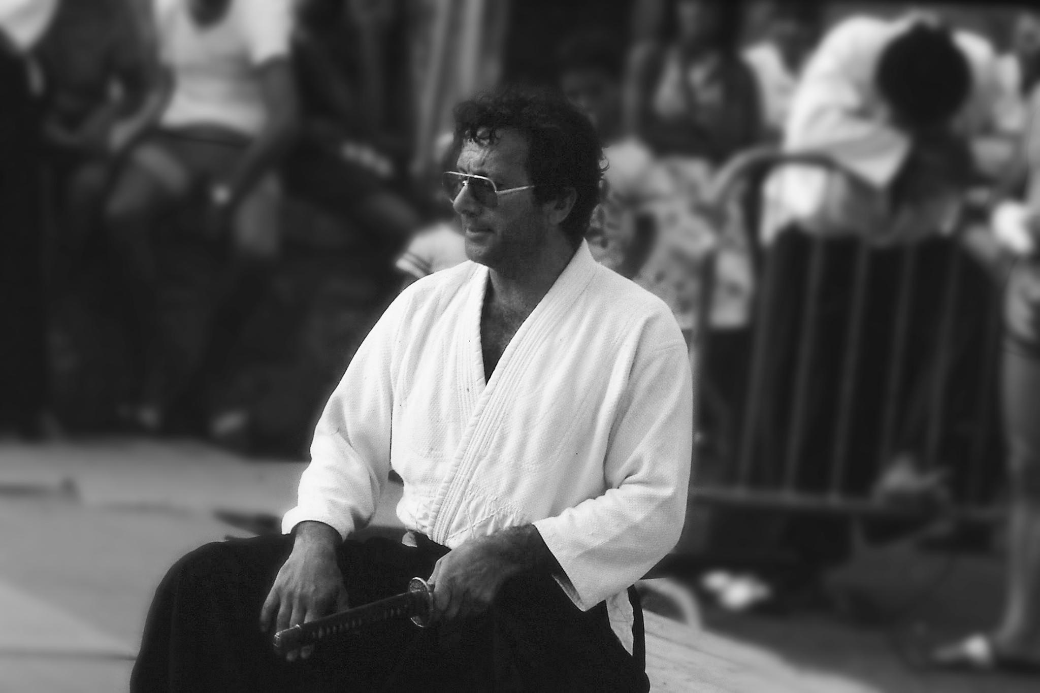 """Aikido """"Tadashi Abe"""" Imperia: i Maestri Asai Tada e Fujimoto"""