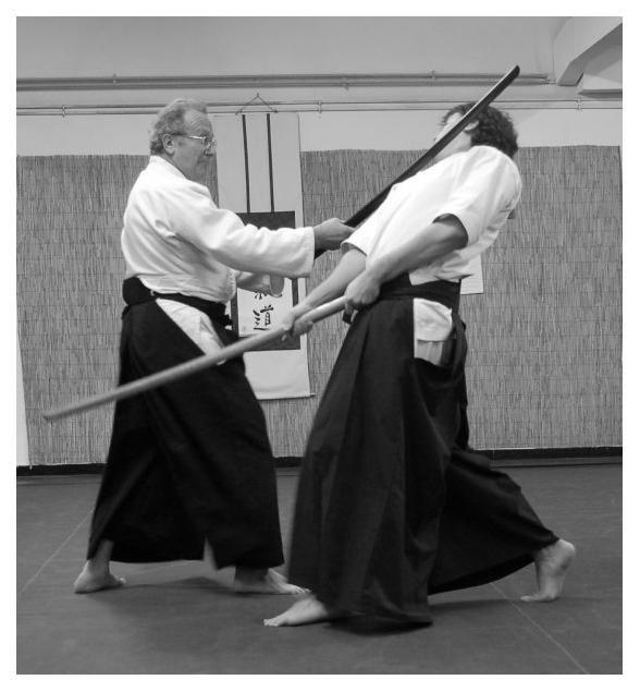 """Aikido """"Tadashi Abe"""" Imperia: Iaido"""